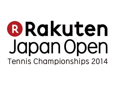 楽天ジャパンオープン2014ロゴ