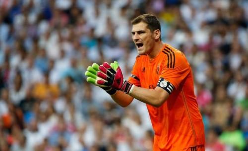 Iker Casillas (Real Madrid)