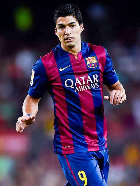 Luis Suarez (FC Barcelona)