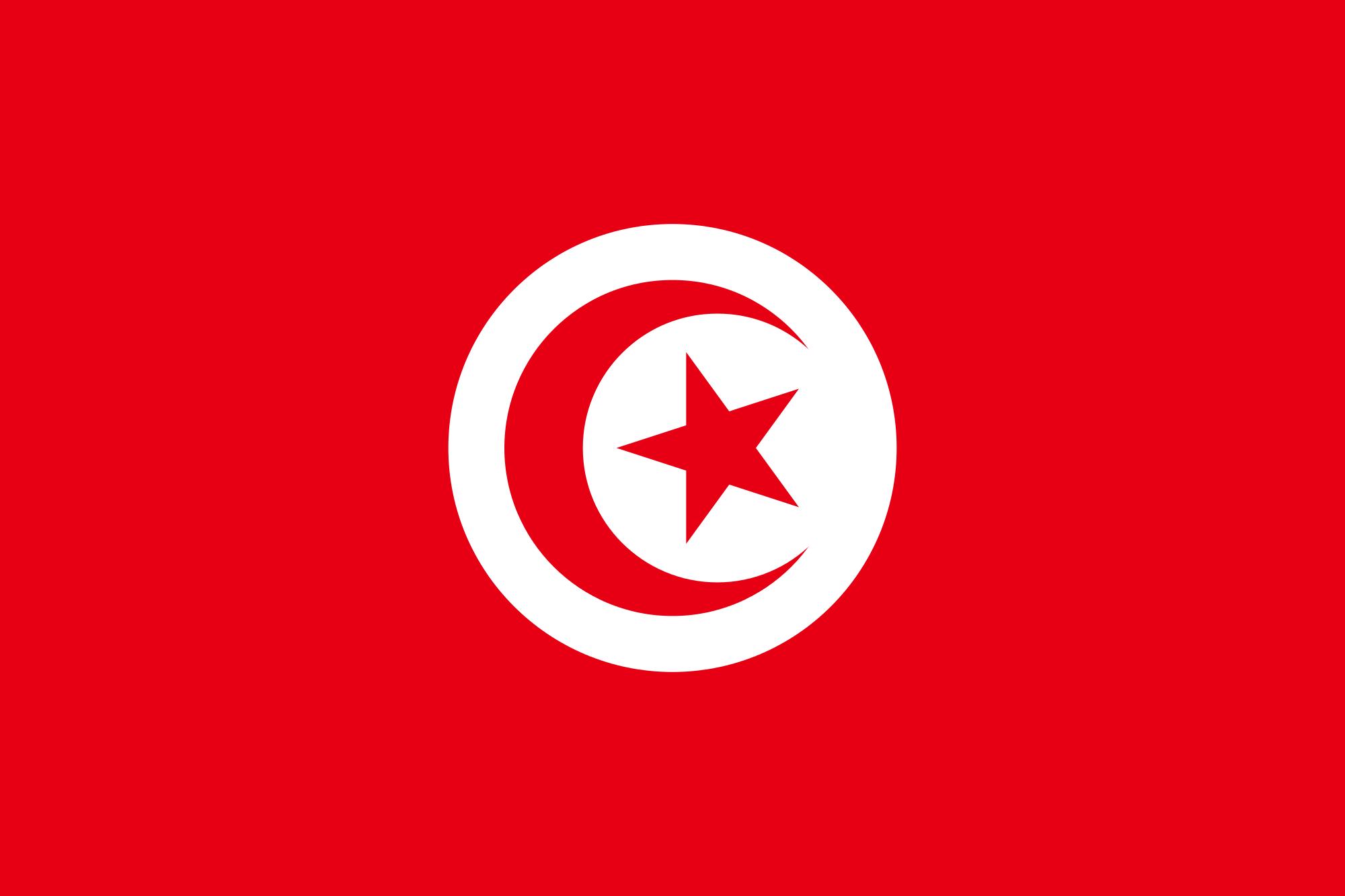 チュニジア国旗