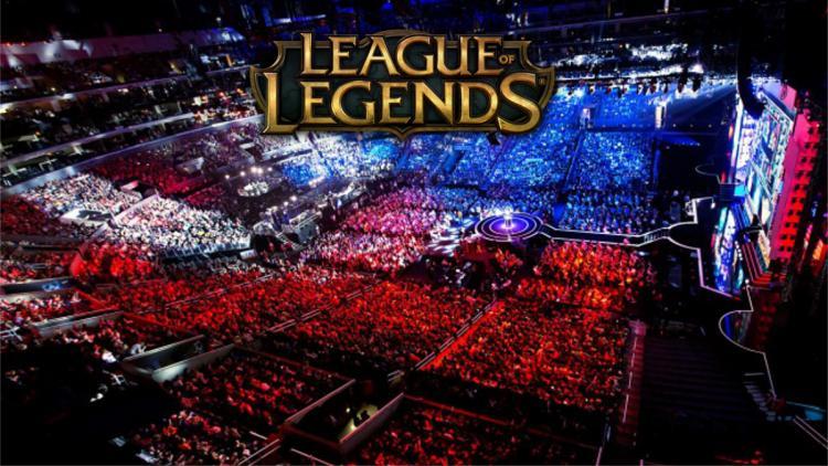 League of Legends大会様子