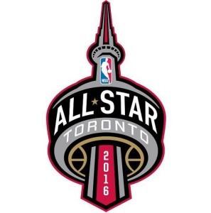 NBAオールスター2016ロゴ