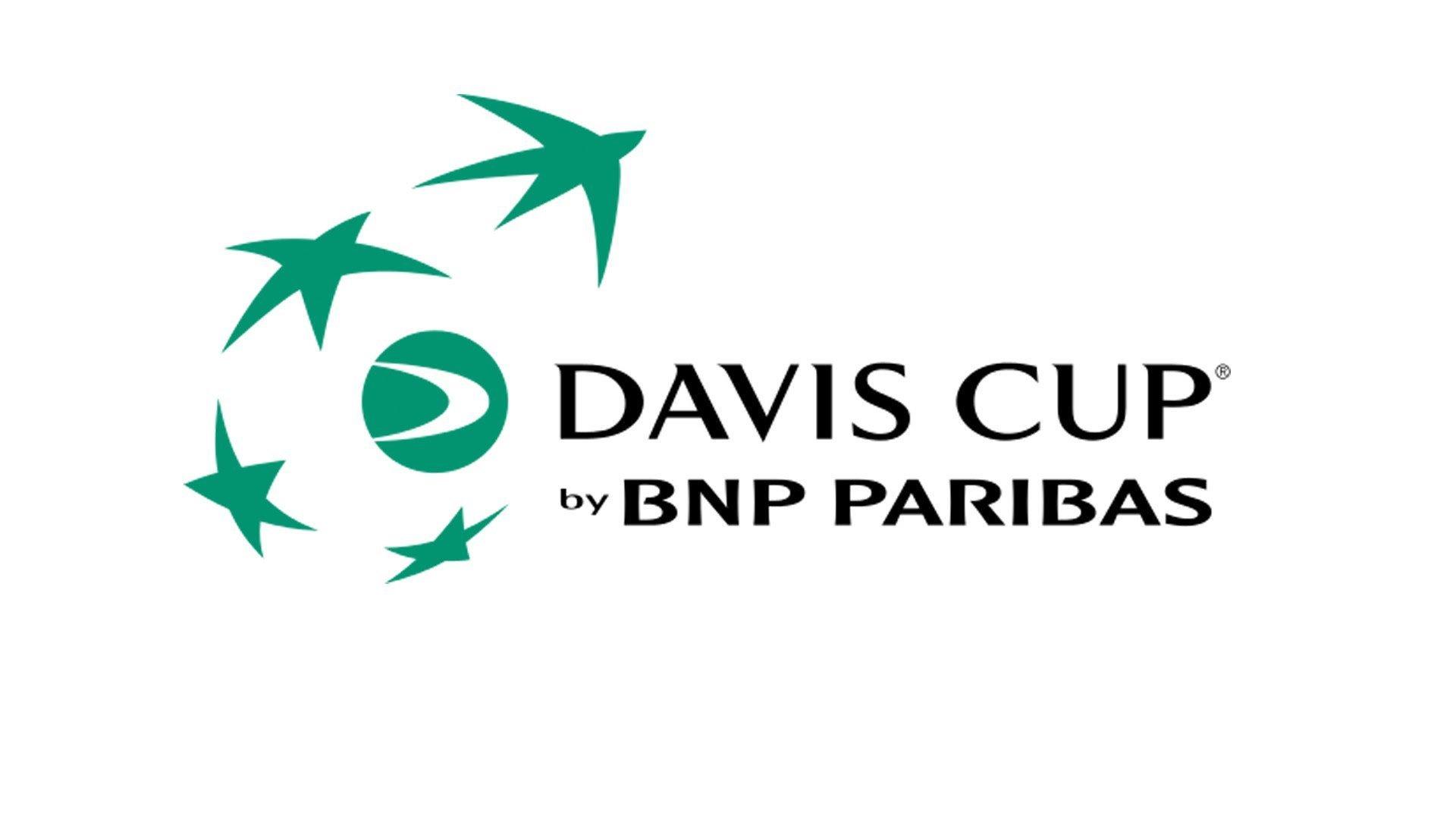 デビスカップ2016 ロゴ
