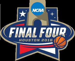 NCAAカレッジバスケットボールトーナメント ロゴ