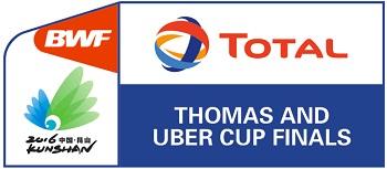 トマス杯&ユーバー杯 ロゴ