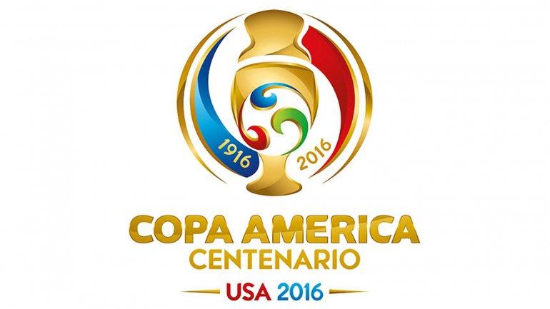 コパ・アメリカ・センテナリオ2016 ロゴ