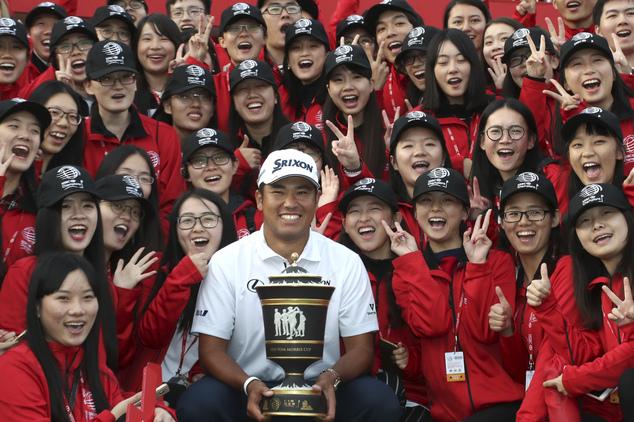 HSBCチャンピオンズ2016を制した松山英樹
