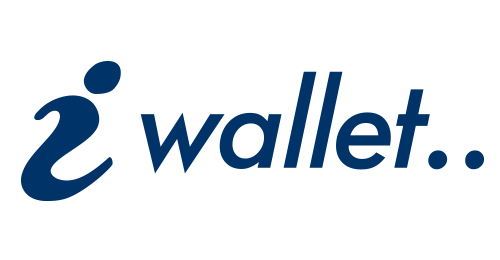 iWallet(アイウォレット)ロゴ