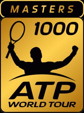 ATPマスターズ1000ロゴ