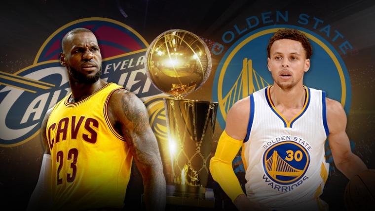 NBAファイナル2016
