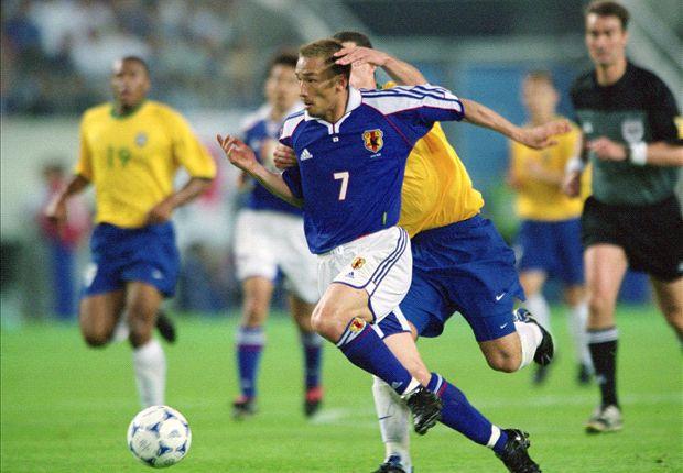 2001年大会準優勝の日本代表