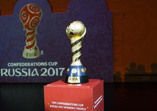 コンフェデレーションズカップ優勝杯
