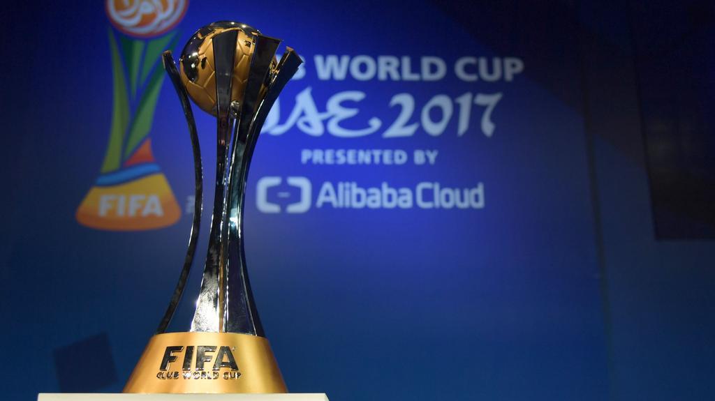 FIFAクラブワールドカップ優勝杯