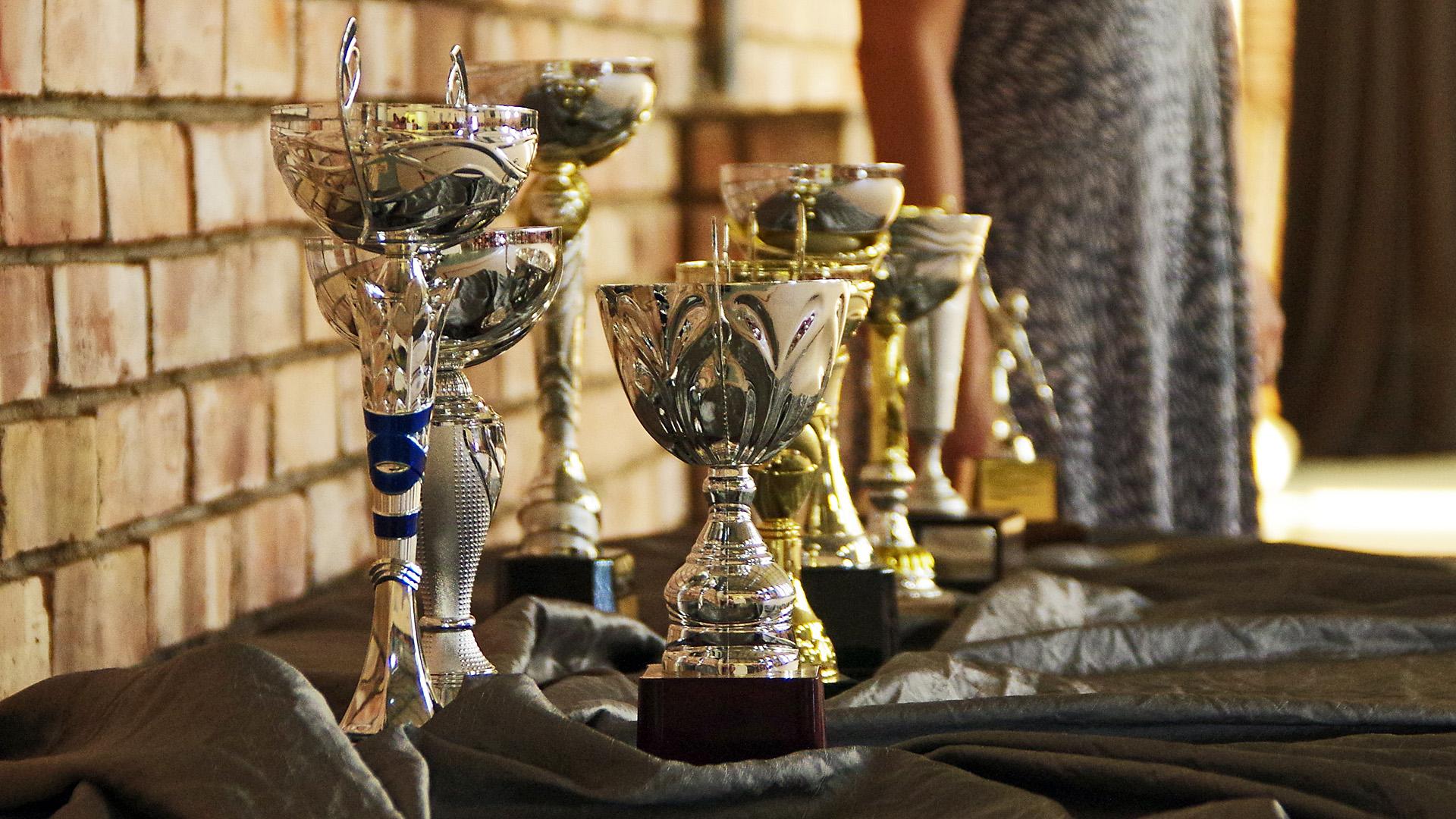 世界ラリー選手権優勝杯