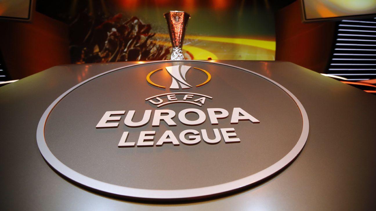 UEFAヨーロッパリーグラウンド32抽選会