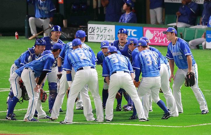 日本シリーズ第6戦(ソフトバンク対DeNA)