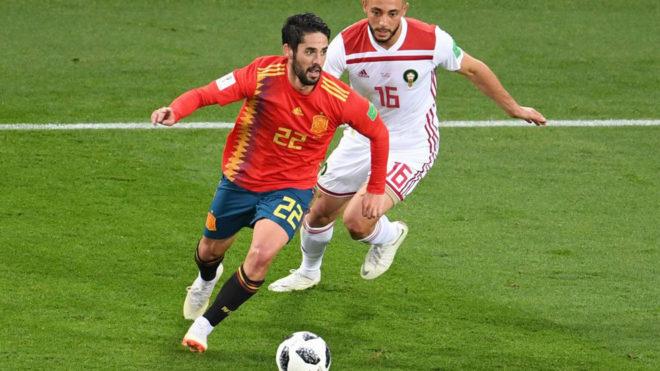 イスコ(スペイン代表)