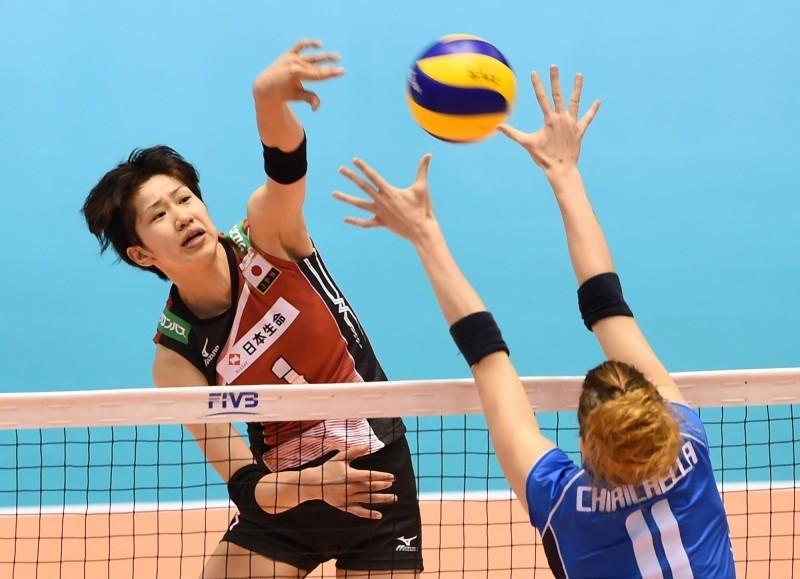 長岡望悠(日本)