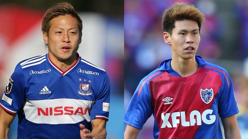 最終節の横浜Fマリノス vs FC東京