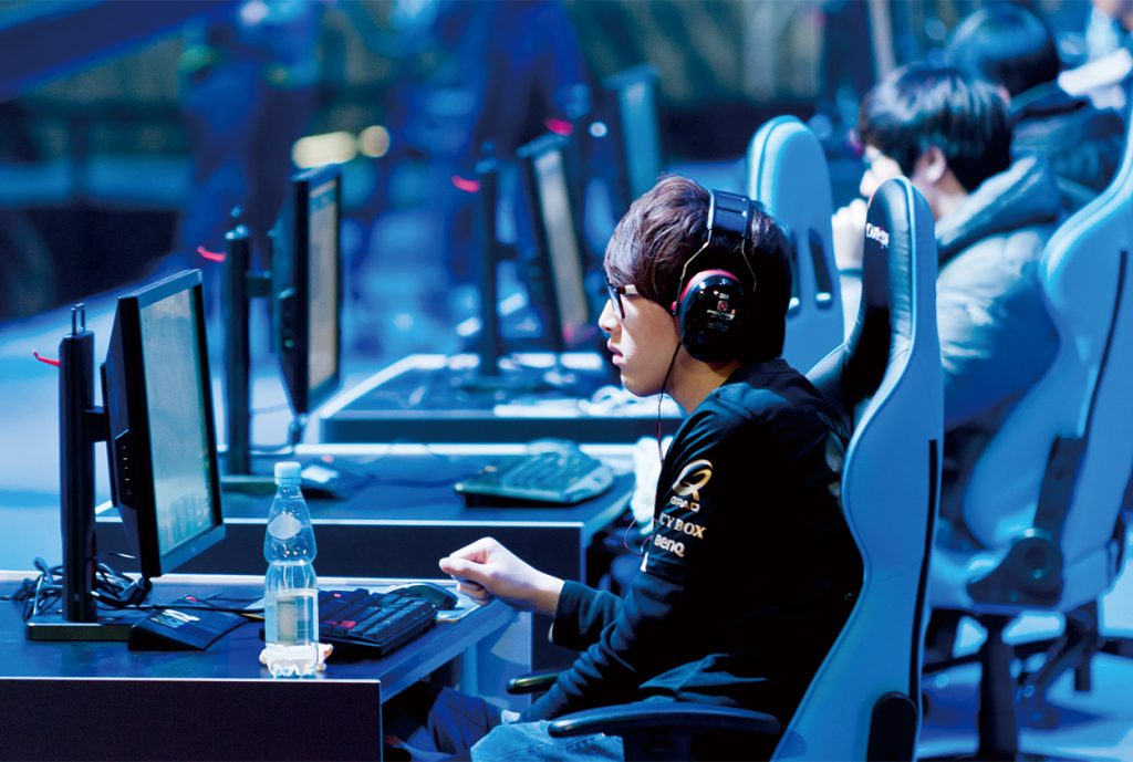 eSports Gamer