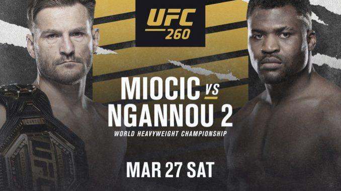 UFC260