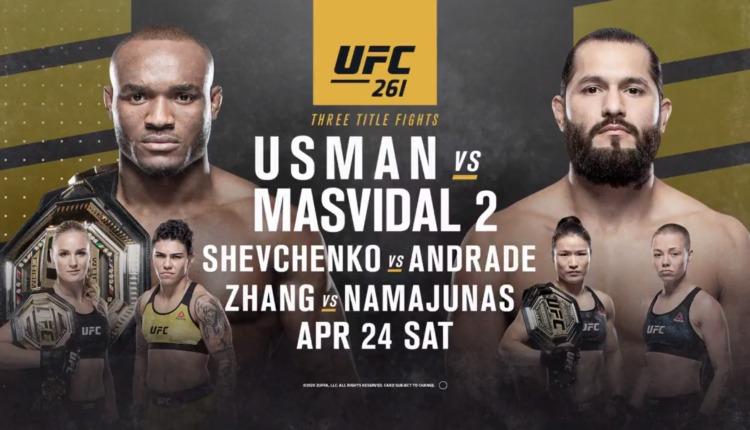 UFC261