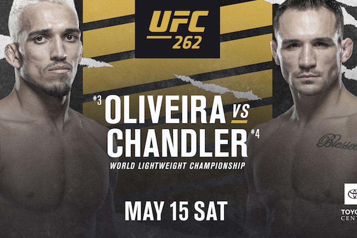 UFC262
