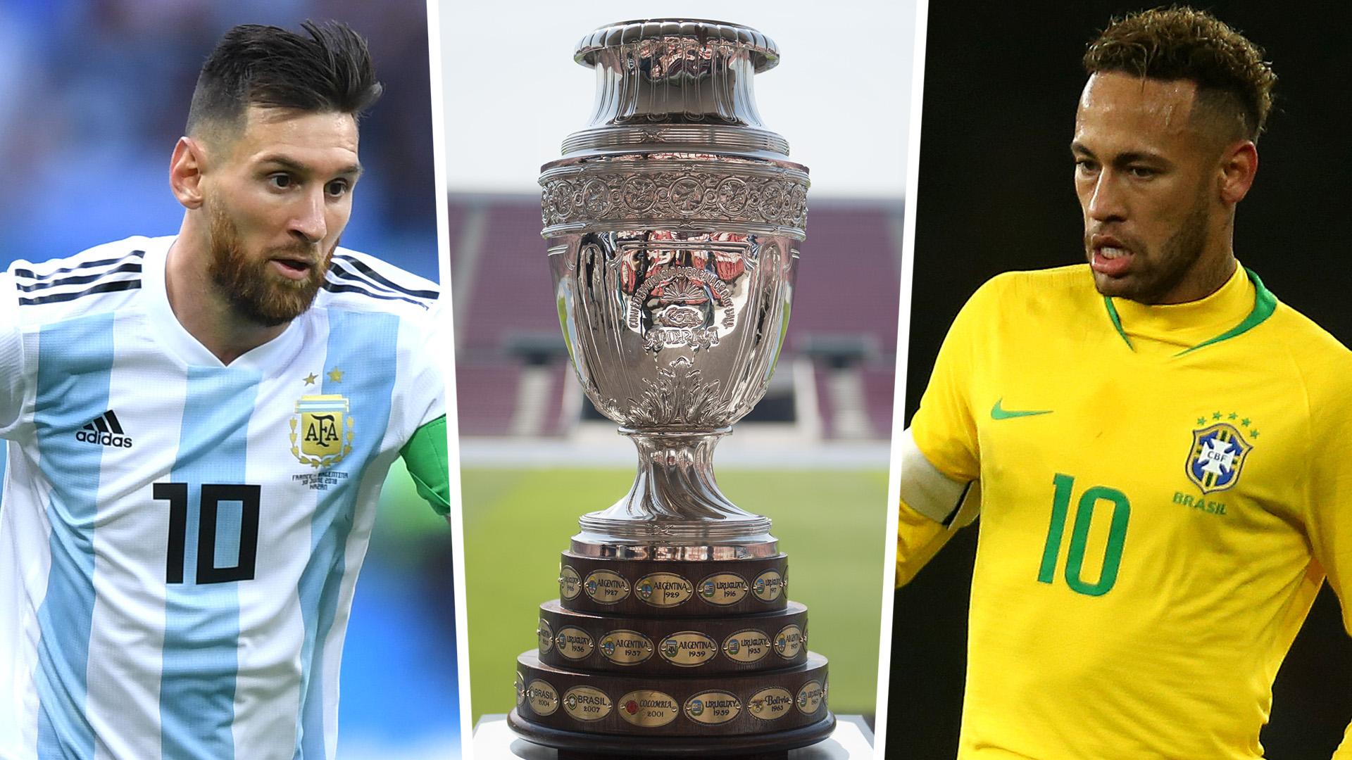 アルゼンチン & ブラジル