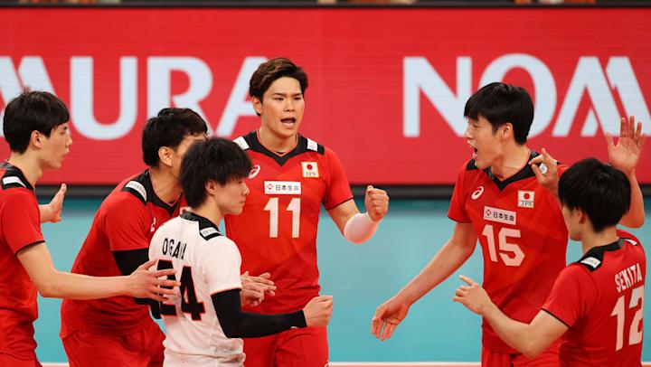 日本代表 男子バレーボール