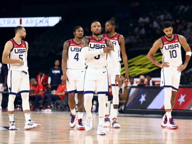 バスケットボール 男子 アメリカ代表