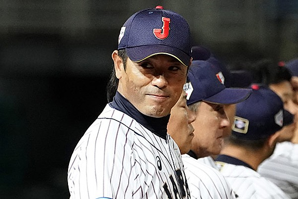 日本代表監督(野球)
