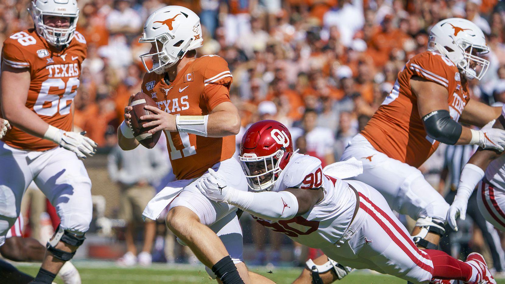 テキサス大学とオクラホマ大学 (1)